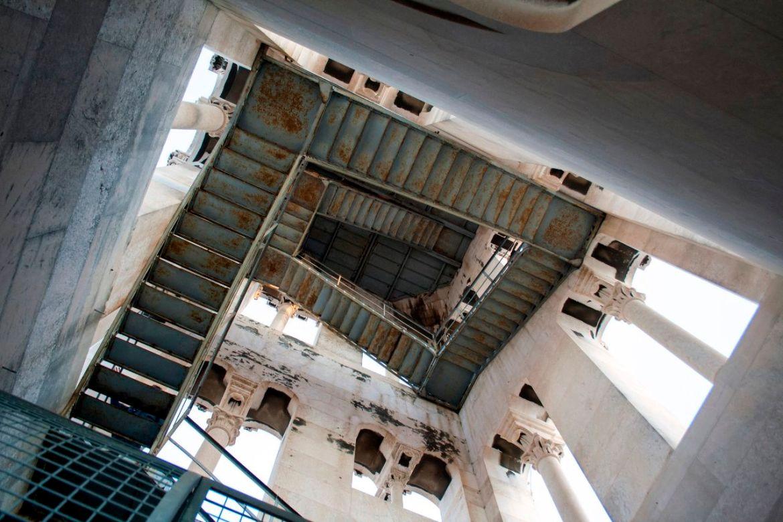 Split Glockenturm Treppe