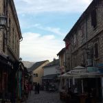 Gasse in der Altstadt von Mostar