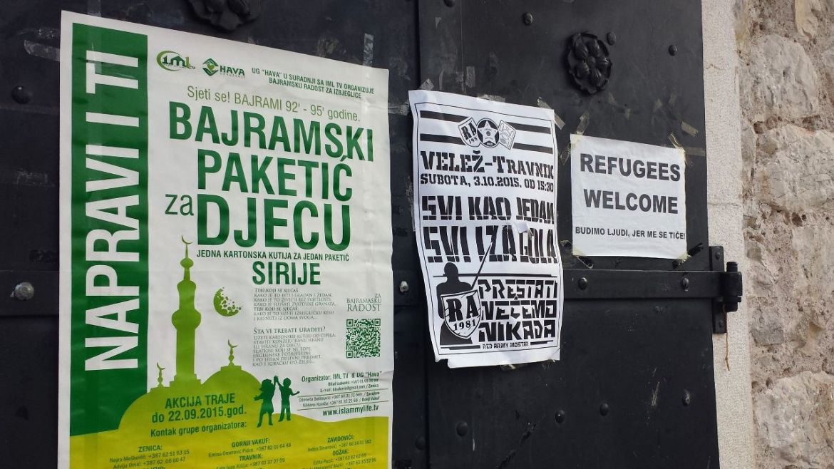 Refugees Welcome Bosnia