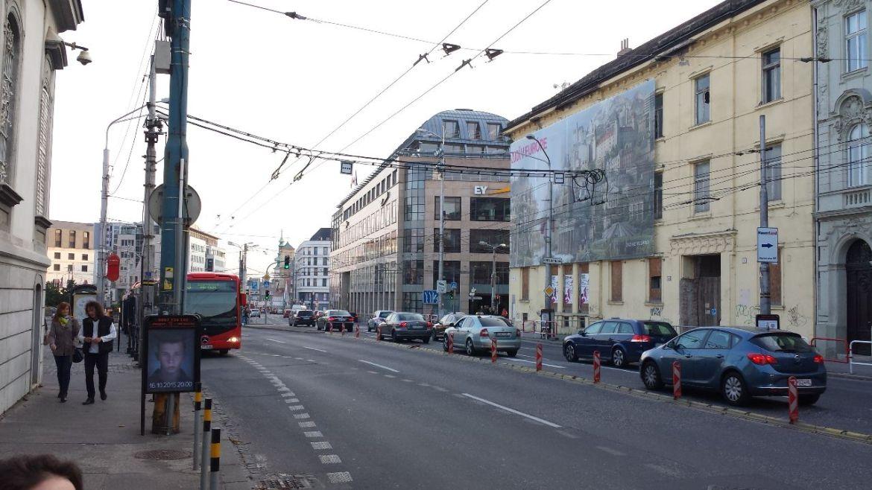 Stefanikova Bratislava