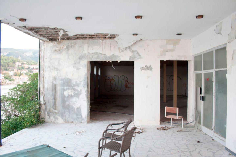 Terasse Hotel Jadran