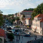 Vorstadt von Dubrovnik