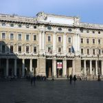 Regiersungsgebäude in Rom