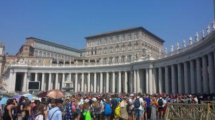päpstliche Residenz im Vatikan