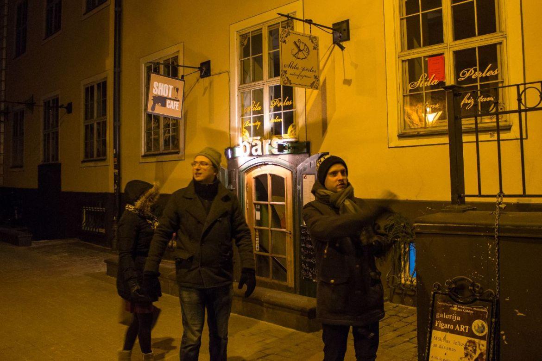 Pub Tour Riga