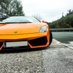 Lamborghini Gallardo LP 560-4 Spyder Front