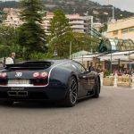 Bugatti Veyron in Monaco