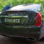 Cadillac CTS 2.0T Heckansicht