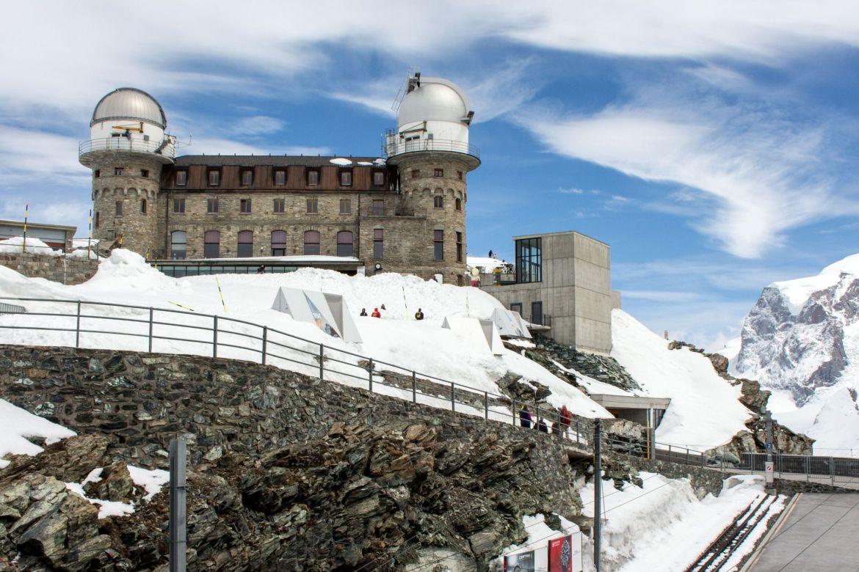Observatorium am Gornergrat