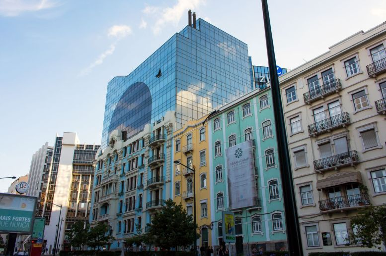 Rua Braamcamp, Lissabon