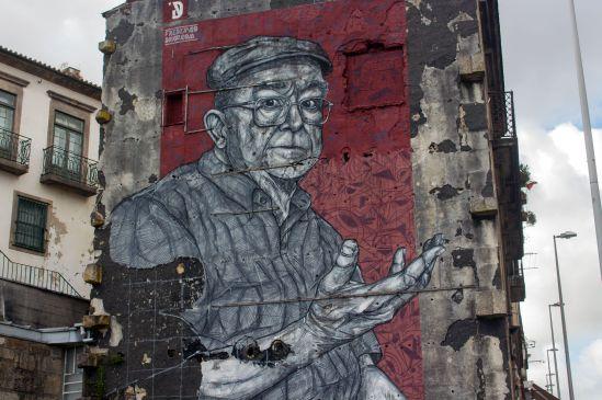 Street Art in Porto 7