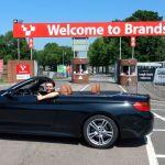 Team Oben Ohne am Brands Hatch Circuit