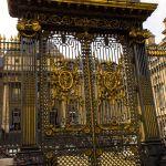 Tor Justizpalast Frankreich Paris