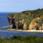 Ärmelkanal bei der Normandie