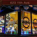 Daisy May's BBQ USA 623 11th Ave New York City