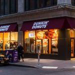 Dunkin' Donuts in Filiale Manhattan