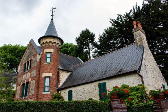 Häuschen in Saint-Laurent-sur-Mer