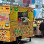 Healthy Cart in New York City