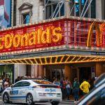 McDonald's Broadway New York City