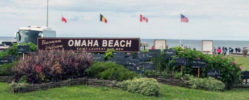 Omaha Beach St. Laurent Header