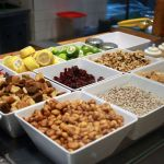 Toppings bei fresh&co New York City