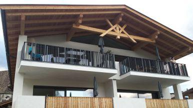Ferienwohnungen, Apartmenthaus Tisense Südtirol