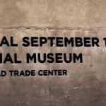 National September 11 Memorial Museum At The World Trader Center
