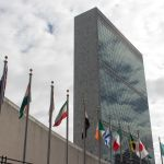 Administrativgebäude UN