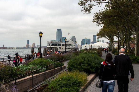 Battery Park, Lower Manhattan