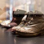 Childrens Shoes Immigration Museum Ellis Island