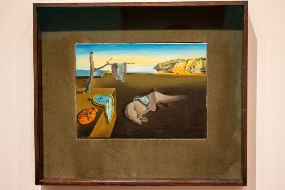 Die Beständigkeit der Erinnerung, Salvador Dali