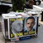 We Need FDR not Hitler – La Rouche Pac Activisim in New York City