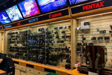 Lenses for Sale at B&H Photostore New York City