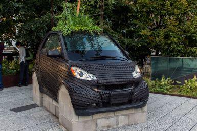 Smart Nature Artwork Highline New York City