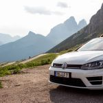 Golf R am Sella Massive