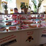 Auswahl im Café Vincent, Quedlinburg