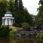 Kleines Schlösschen im Bergpark Wilhelmshöhe, Kassel