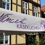 Schirm vom Café Vincent, Quedlinburg