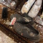 Schuhe im Hotel Fürstenhof, Eisenach