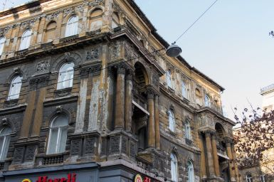 Kodaly Körönd, Budapest