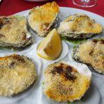 Gratinierte Austern in Malistone