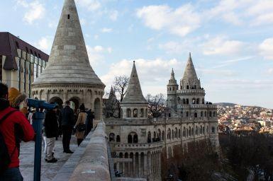 Fischerbastei, Budapest, Ungarn