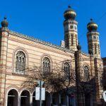 Synagoge Dohánystraße Budapest, Ungarn