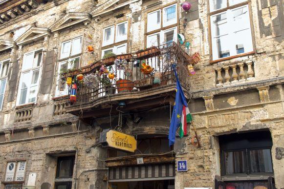 Szimpla Kertmozi, Budapest, Ungarn