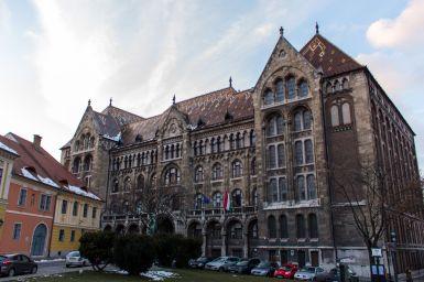 Ungarisches Nationalarchiv, Budapest