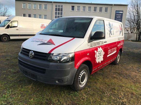 Der Löwe von GETCHARLIE.de - VW T5 Transporter