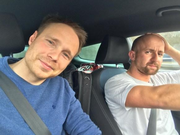 Team GETCHARLIE.de - Michi & Matze