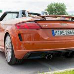 Audi TT Cabrio Heck