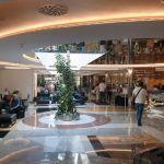Lobby vom Hotel Grandium in Prag