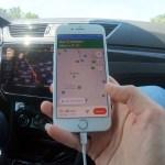 Routenführung mit Navi und Google Maps